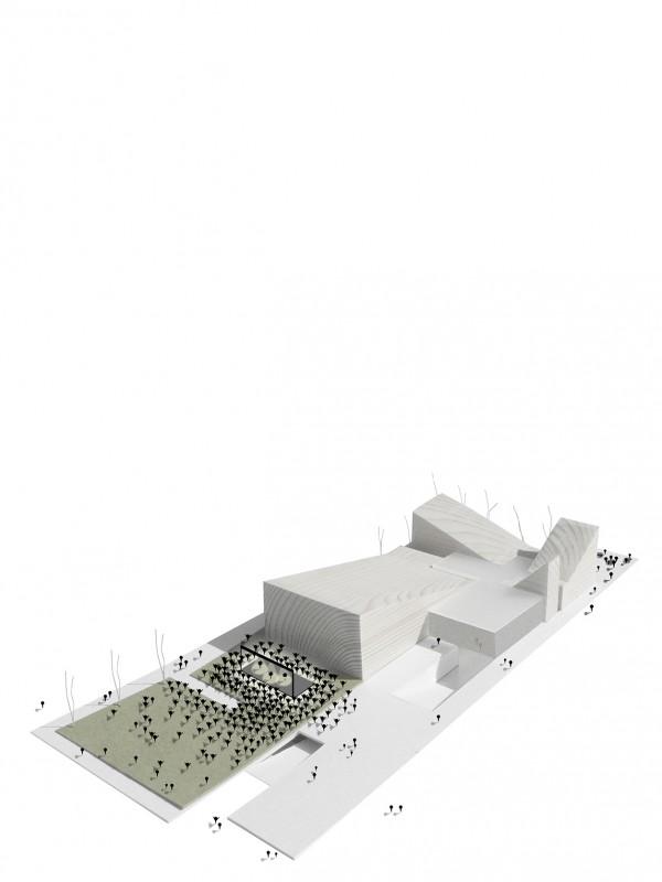 HORMA Estudio de Arquitectura Auditorio en Elche