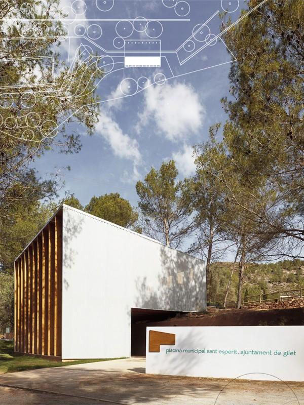HORMA Estudio de Arquitectura Pabellón en el parque