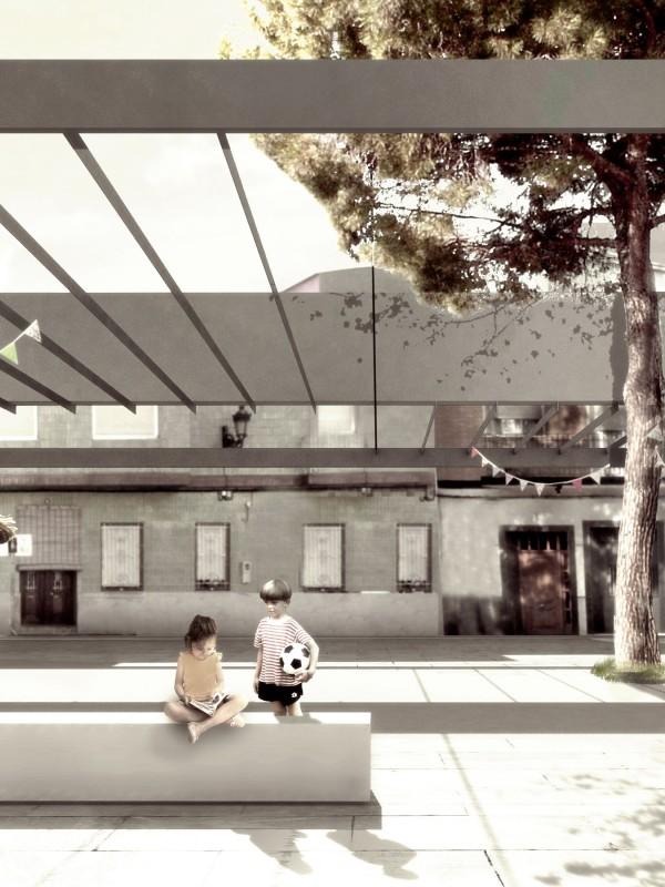 HORMA Estudio de Arquitectura Plaza España Albuixech